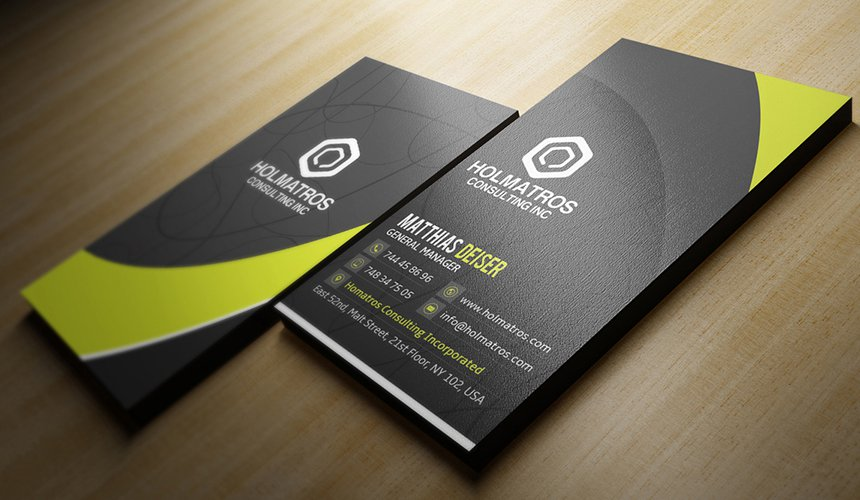The gargantuan pack of 200 business card templates for 200 business cards