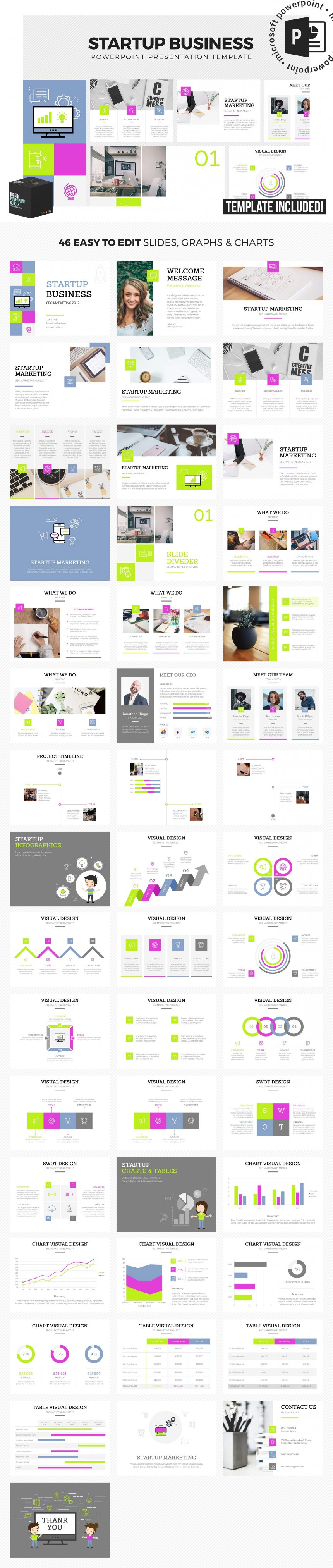 10 creative and professional powerpoint templates plus bonuses startup business powerpoint template toneelgroepblik Image collections