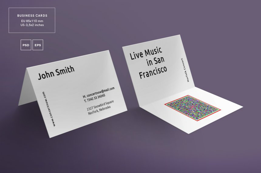 110 Absurdly Useful & Adaptable Business Card Templates – MyDesignDeals
