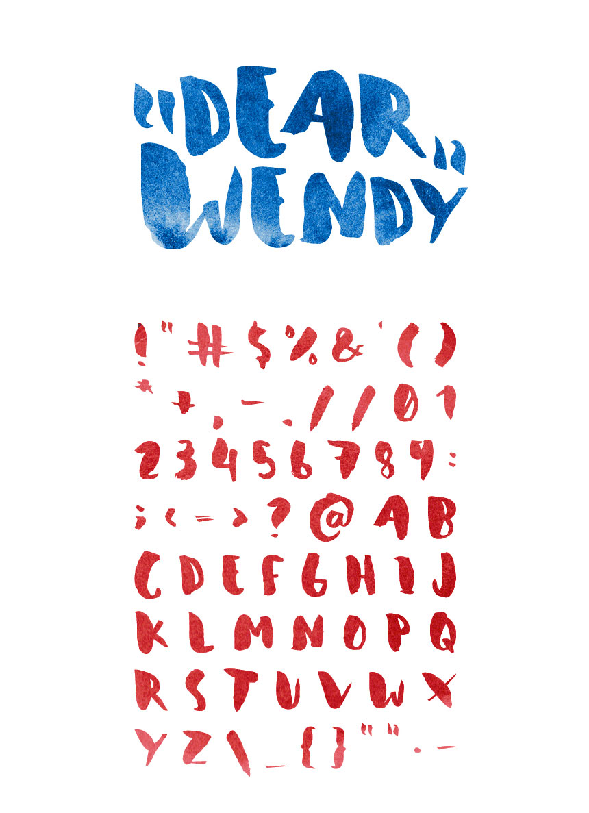 39 fonts for typography fanatics including hundreds of extras dear wendy is a thick and friendly handmade font its simple yet elegant making it perfect for wedding invites greeting cards and a lot more m4hsunfo
