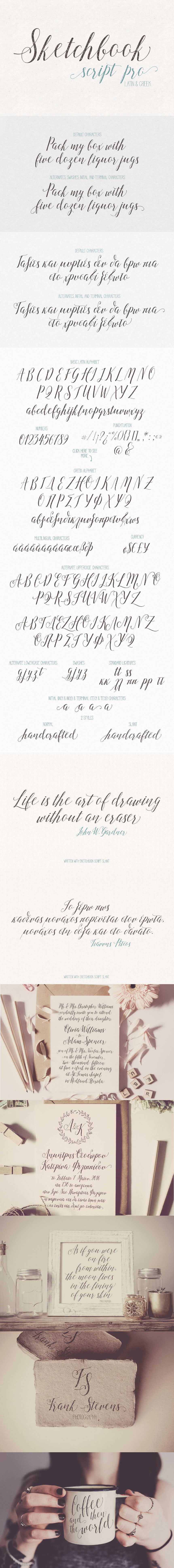 44 Fabulous Fonts and Extras - Only $39