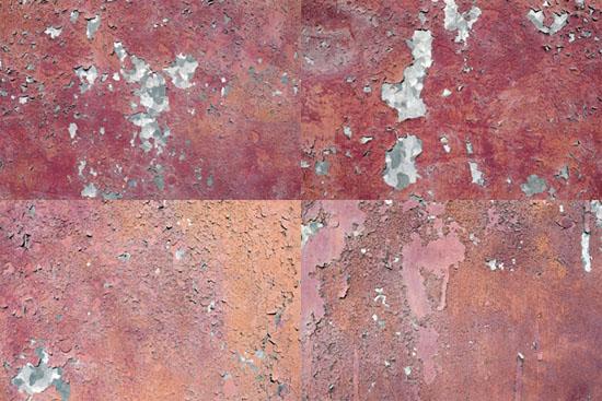 5 Rust Textures