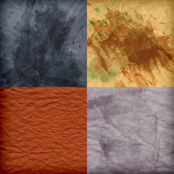 4 Print Ready, 300dpi Textures
