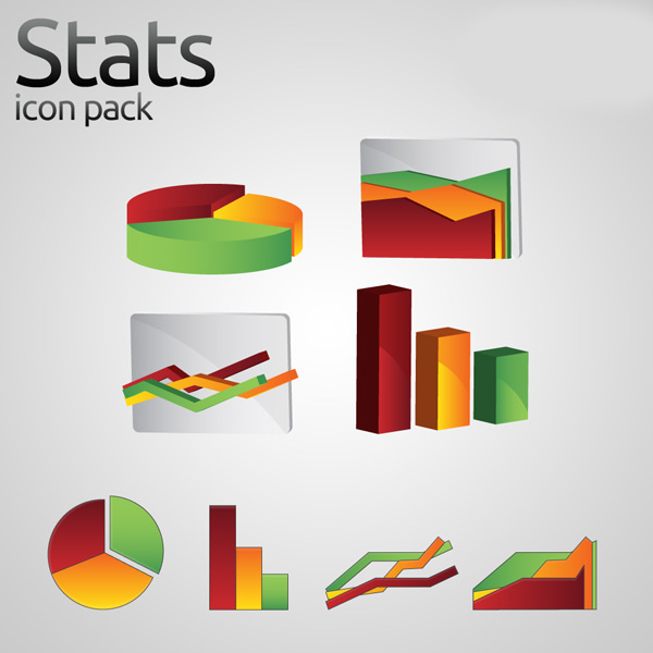 Stats Icon Pack