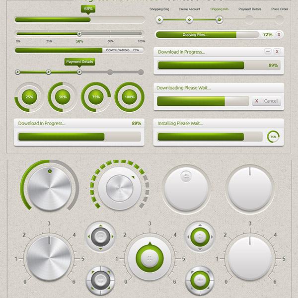 User Interface Goodies