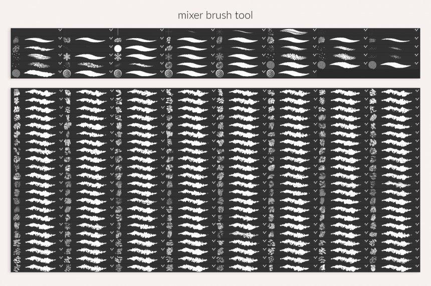 Designer's Fantasy Bundle - Photoshop Brushes - Just $15