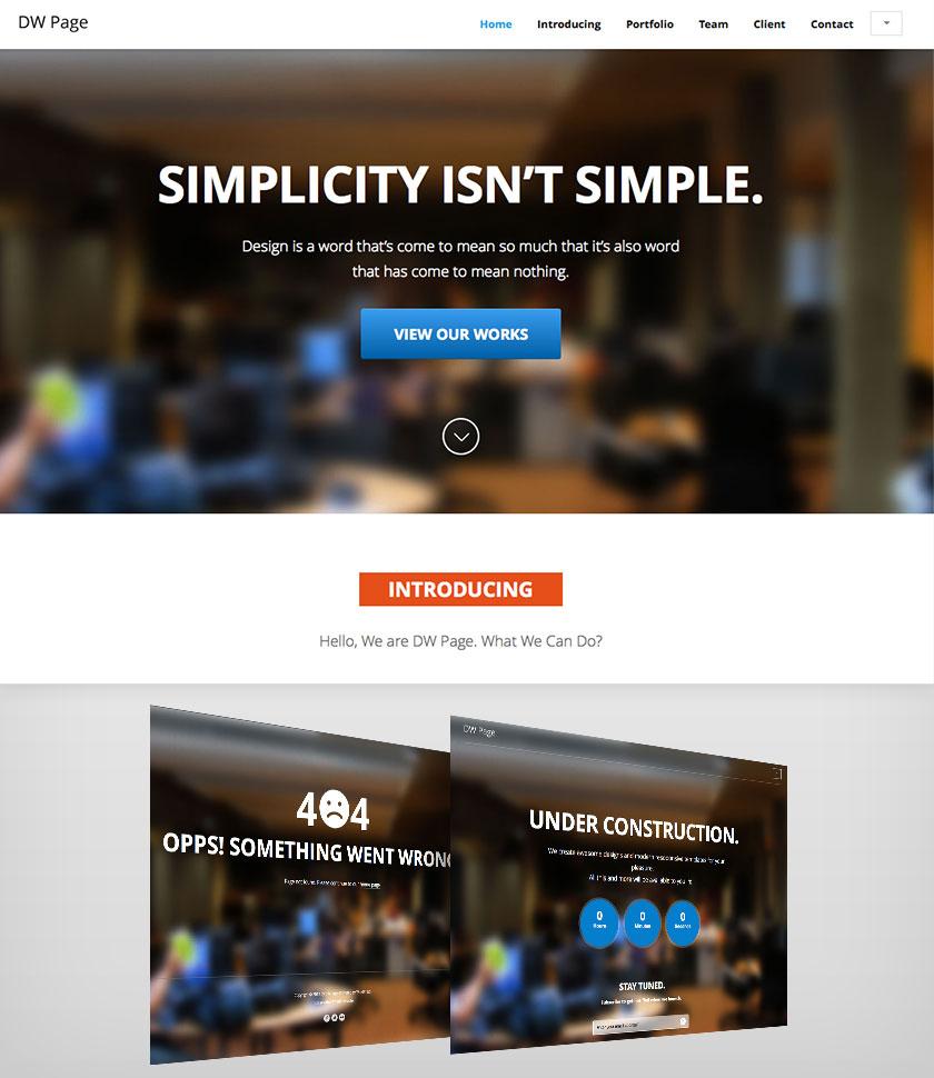 3 Modern, Responsive WordPress Themes - Only $30 – MyDesignDeals